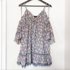 NWT City Studio Mini Dress